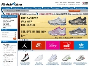 Finish line free shipping coupon code